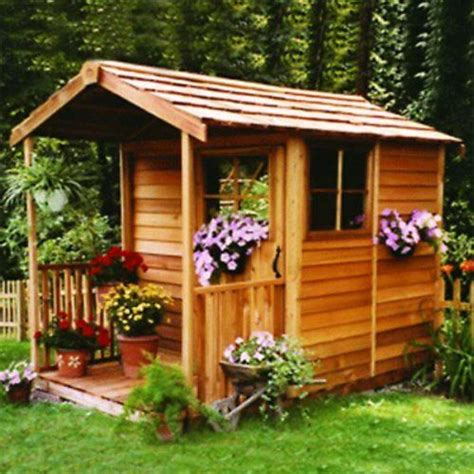 Pot Shed by Discover And Save Creative Ideas