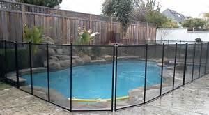 our pool safety fence baby barrier 174 pool fence