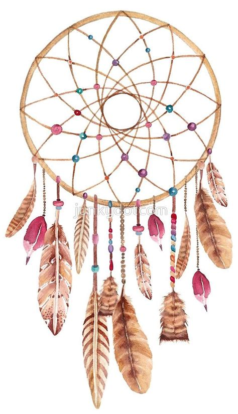 best 25 watercolor dreamcatcher ideas on pinterest
