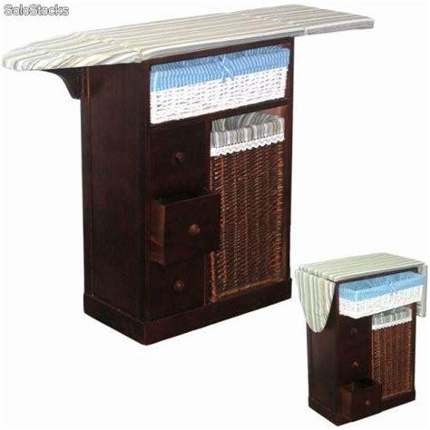 mueble tabla de planchar mueble de madera plegable tabla de planchar con armario y