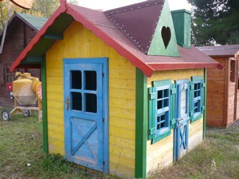 vendo casetta in legno da giardino usata casetta in legno per bambini usata confortevole