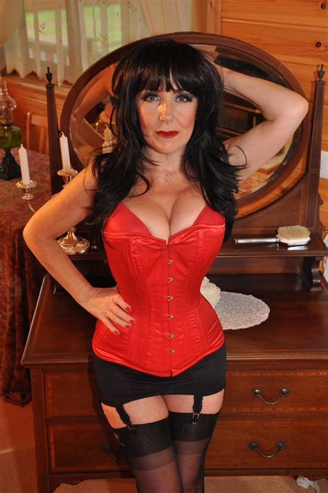 old ladys in corsets pics red sweet happy pining everyone enjoy pinterest