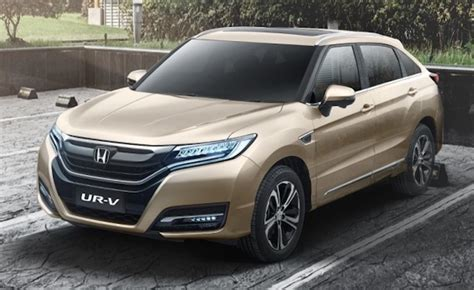 Car Interior Philippines Honda Passport To Return As Two Row Mid Size Crossover