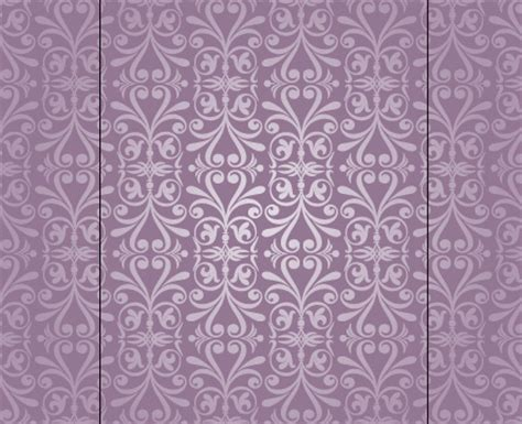 pattern background ornament pastel floral vintage pattern background free vector