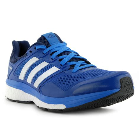 Adidas Glide Boost Premium Snakers Casual adidas men s supernova glide 8 boost blue white running shoes af6546 new ebay