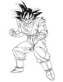 free coloring pages dragon ball broly