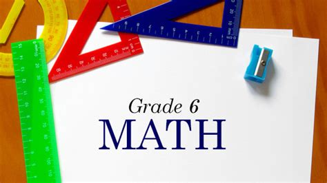 Tomo 1 I Was An Eight Grade 6th grade math worksheets and division problems