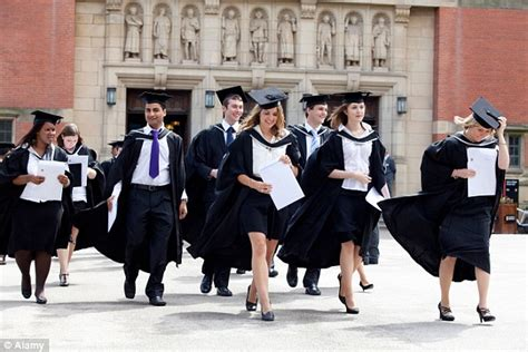 What Do Mba Students Wear by Just One In Four Leave With Highest Levels Of