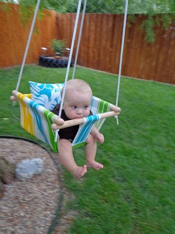 swing for dollars diy baby hammock swing by onesassyhousewife terrific