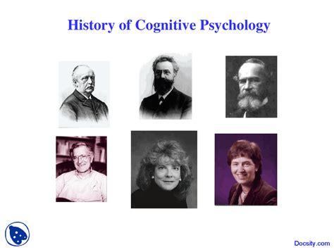 Psychology And History history of cognitive psychology www pixshark