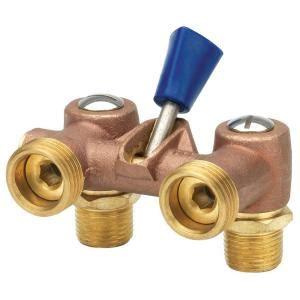 everbilt   brass mpt  mht front operated dual