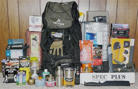 bug out bag method