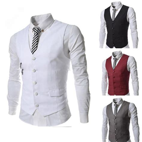 Mens Wedding Attire Vests by 2015 New Arrival Casual Wedding Vest Mens Formal Dress
