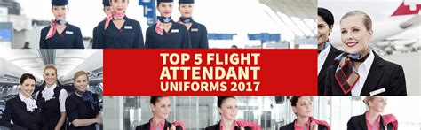 best airlines for flight attendants top 5 flight attendant uniforms 2017 woc world of crew