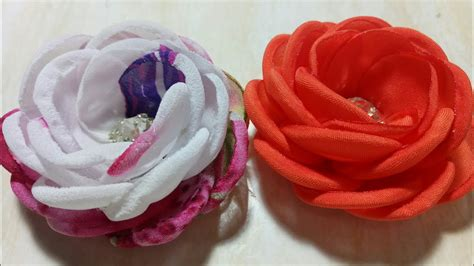 Kain Asahi 63 tutorial mawar mangkuk kain asahi fabric vod