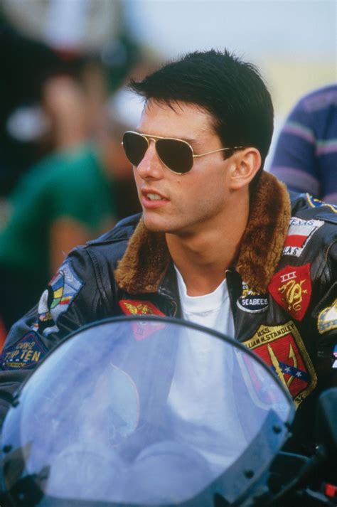 Tom Cruise Is Still by Pin Still Of Tom Cruise In Top Gun 1986 On