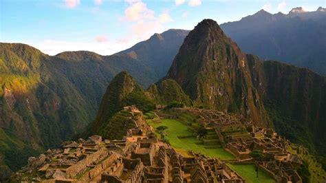 imagenes de paisajes incas machu picchu la majestuosa ciudad inca espa 241 ol full