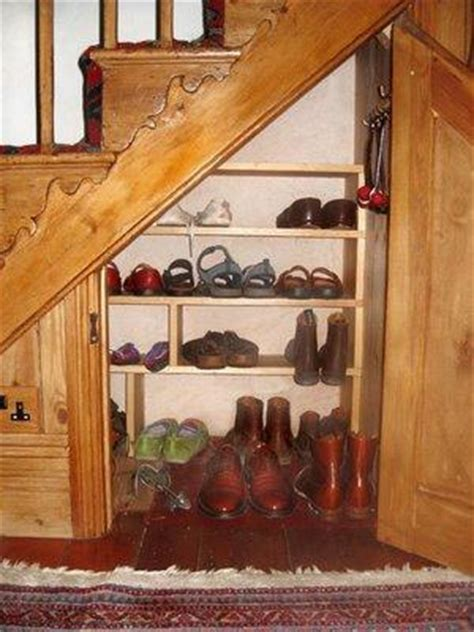 Shoe Rack For Stairs by Shoe Rack Stairs Gharexpert