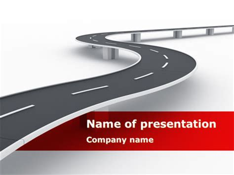 powerpoint templates free download highway overpass powerpoint templates and backgrounds for your