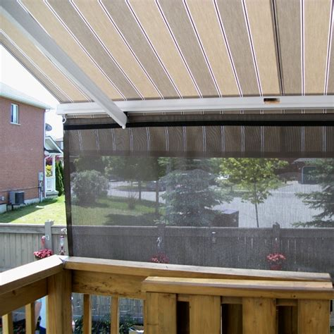 awning toronto accessories rolltec 174 retractable awnings toronto