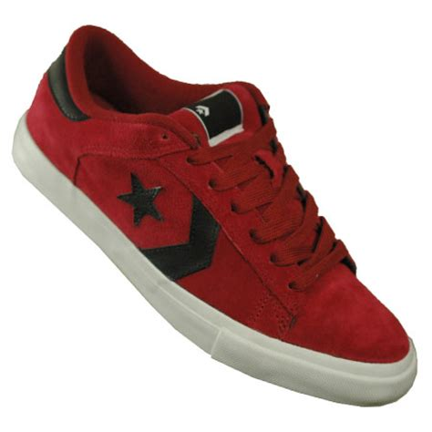 Leather Pros And Cons by Converse Cons Pro Leather Skate Ox Shoes In Stock At Spot