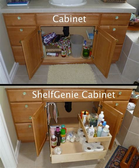 bathroom sink storage solutions best 25 pull out shelves ideas on kitchen