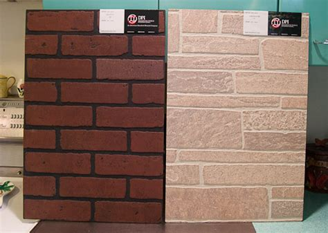 Brick Look Paneling Interior by 12 Wall Panels That Look Like Brick And I Dig It