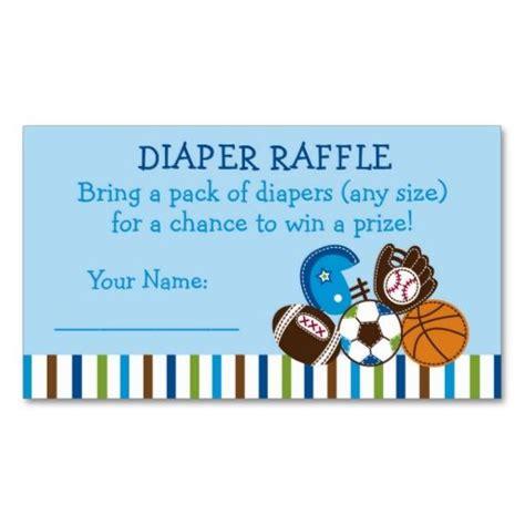 Business Card Raffle Ideas