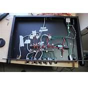 &187 Homebrew Rackmount Tube Guitar Preamp Brandon Foltz