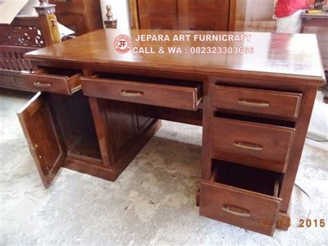 Meja Kantor Termurah best seller meja kantor minimalis jati harga termurah