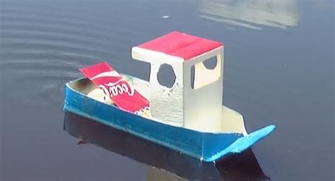 how to make paper house boat how to make a simple pop pop boat 171 model cars rockets trains