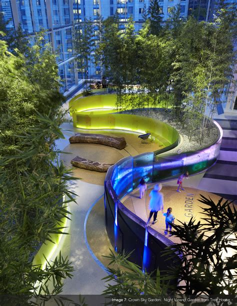 Floor Plan Scale asla 2013 professional awards the crown sky garden ann