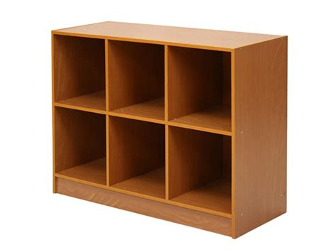 3x2 bookcase storage w bins