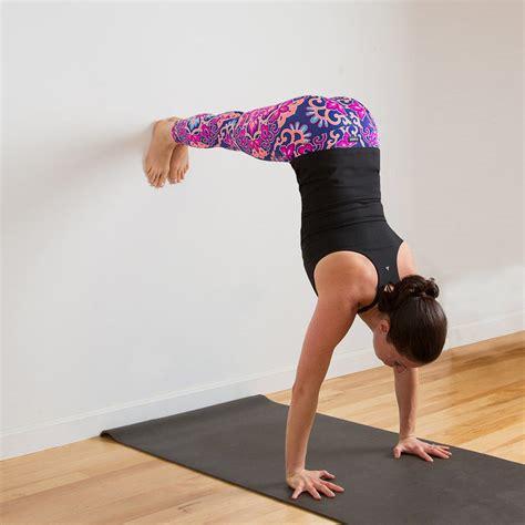 handstand workout popsugar fitness