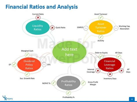 Financial Ratio Analysis Report Template