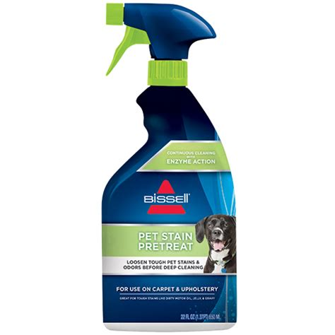 bissell 174 pet stain pretreat for carpet upholstery 0790