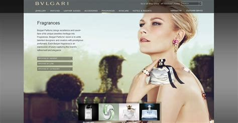 Fab Site Bulgaricom by 30 Inspiring Exles Of Perfume Websites
