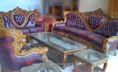 Kursi Barcelona kursi tamu barcelona bintang lima jumbo kerajinan jepara ud lumintu gallery furniture