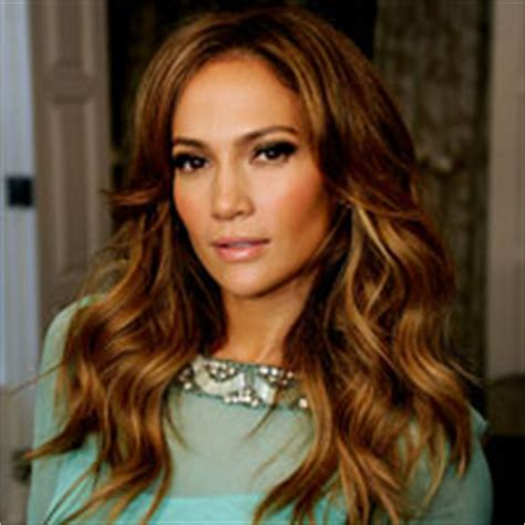 the hair color evolution of jennifer lopez