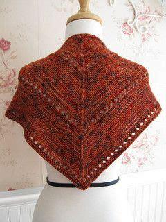 knit scarf pattern dk yarn a unisex triangular scarf kerchief knitted in dk weight