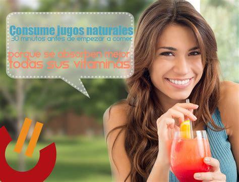 imágenes jugos naturales jugos naturales y sus vitaminas