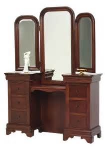 Vanity Bedroom Furniture Amish Vanities