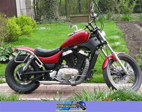 1987 Suzuki Intruder 700 Streetbike Rider Picture Website