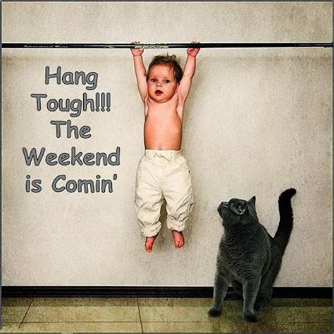 Friday Hanging Up weekend is coming pictures photos and images for