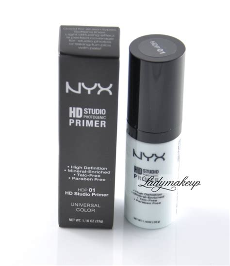 Nyx Hd Studio Primer nyx baza pod makija綣 hd studio photogenic primer
