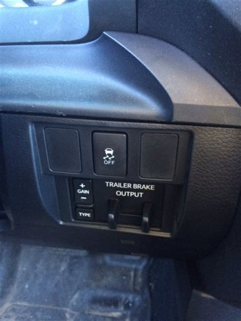 toyota tundra brake controller integrated brake page 2 toyota tundra forum