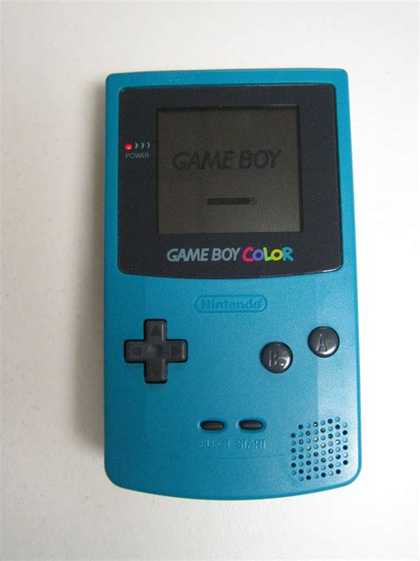 gameboy color gameboy color teal www imgkid the image kid has it