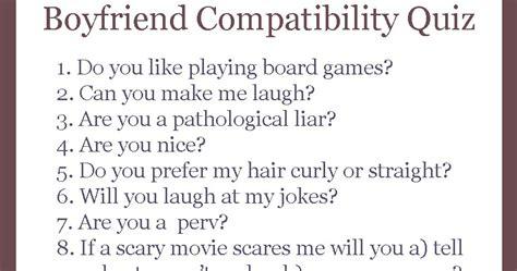 Or Boyfriend Questions Elizabeth Downie Boyfriend Quiz