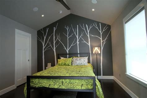 Green Accent Wall Master Bedroom 25 Beautiful Bedrooms With Accent Walls Page 2 Of 5