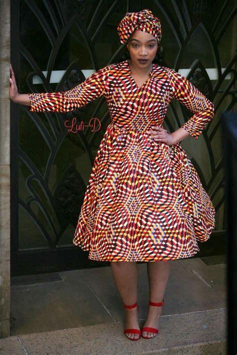 modern shweshwe dresses   womens african print